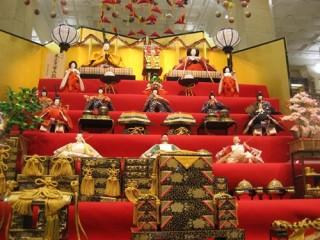 14.10.23雛人形飾りつけの日は2月19日
