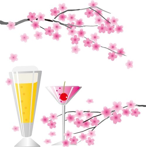 花見はカフェでしましょ♪|お花見の楽しみ方2