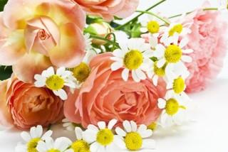 バラその他の花