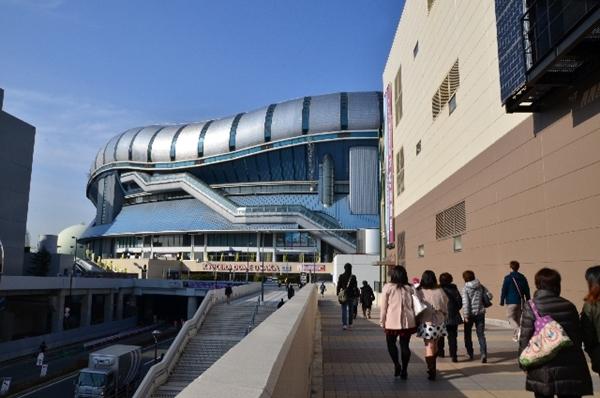 京セラドーム大阪のアクセスと周辺ホテル探し