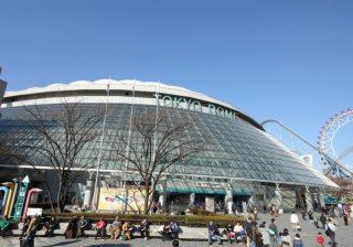 東京ドーム周辺で遊ぶ