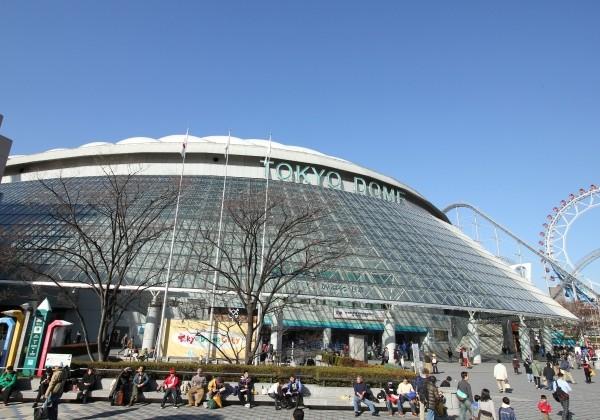 東京ドームの楽しみは野球とライブだけじゃない