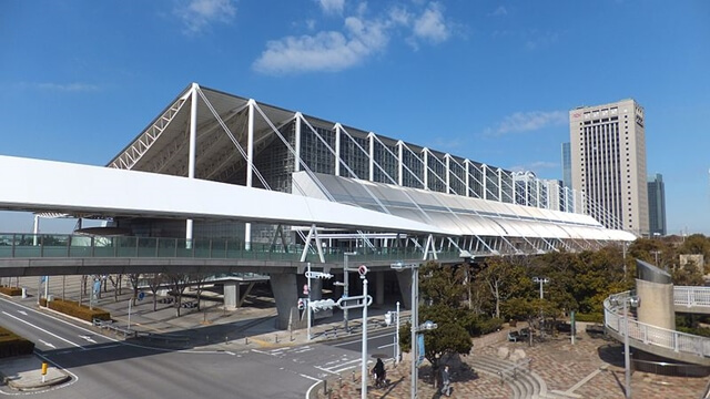 Makuhari_Messe,_North_hall_2