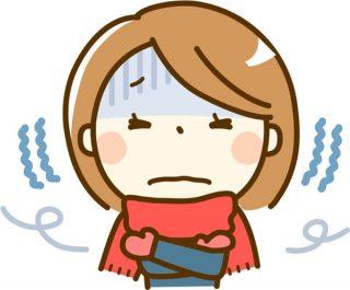 冷え性は何が原因なの?